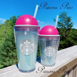 2017 Starbucks Korea And Thailand Watermelon Cold Cup Bundle Us Seller