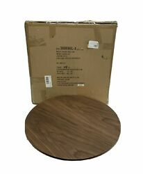 Pottery Barn Warner 24 Round End Table Top Only/no Base Residue/marks 559