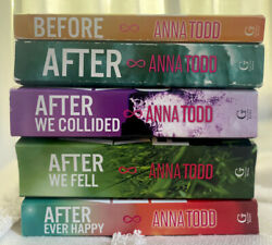 After Book Series Anna Todd Original Cover Paperback