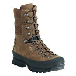 Kenetrek Men's Brown Size 9 Medium Mountain Extreme 1000 Insulated Hunting Boots