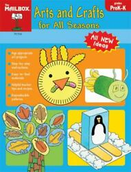 Arts And Crafts For All Seasons [ The Mailbox Books Staff ] Used - Good