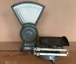 Antique Stimpson Computing Scale 10lbs Patent No. 14234 / Patented In 1926