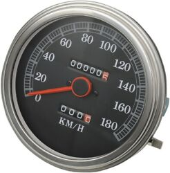Drag Specialties Fl-style 21 Speedometers 89-95 Km/h Face 2210-0345