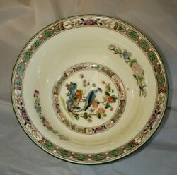 Wedgwood Bideford Multi Color 2 Bowls Made In England W1081 Rare Discontinued