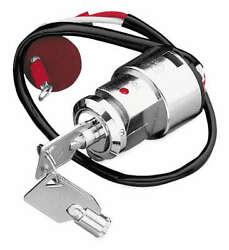 Twin Power Round Security Key Ignition Switches 71428-90a