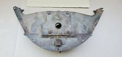 1942-1948 Ford Hood Latch Panel Release 1946 1947 Super Deluxe Coupe Sedan
