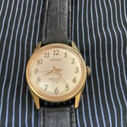 Seiko Lord Marvel 36000 5740-8000 40mm 20cm Hand Winding Analog Gold Antique