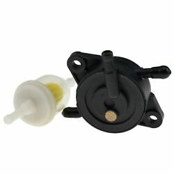 Fuel Pump Andfilter For John Deere Wh52a Whp52a Wh61a Whp61a Wh48a Whp48a