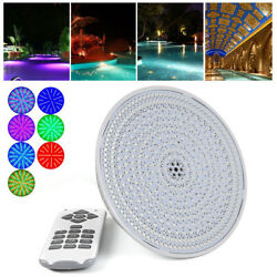 Led Swimming Pool Light Bulb Remote 7 Color Change For Hayward Fixture 35w Ip64