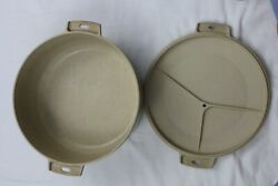 Vintage Littonware Microwave Container Set Of 3 38808/38809, 39275/39274, 39278/