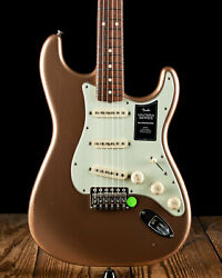 Fender Road Worn And03960s Stratocaster - Firemist Gold - Free Shipping