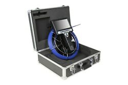 All-in-one 98ft Long 7mm Dia Pipe Drain Sewer Swimming Pool Inspection Camera