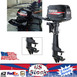 6.5hp 4-stroke Outboard Motor Marine Fishing Boat Engine Water-cooling Cdi