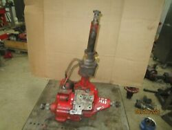 International 340 Utility Working Power Steering Assembly Antique Tractor