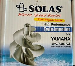 Solas Concord Yv-tp-12/20 160mm Twin Impeller