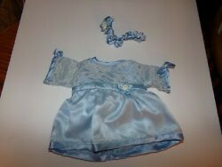 Cabbage Patch Kid Doll Tru Dolls Baby Girl  Blue Outfit  33