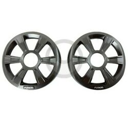 2x Fusion Marine Stereo Speaker Cover 010-12789-10 El-x651 Sport Grilles Fr601