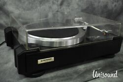 Pioneer Pl-7l Direct Drive Stereo Record Player In Very Good Condition