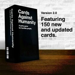 Cards Against Humanity Uk Edition 2.0 Free And Fast Post