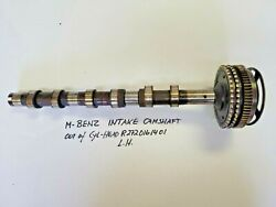 Mercedes-benz C230 Intake Camshaft With Gear - Used