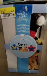 Mickey Mouse Musical Baby Crib Mobile Disney Baby
