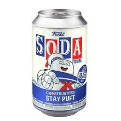 Ghostbusters Soda Can Stay Puft Limited 15000 Pcs Figure Regular Or Chase