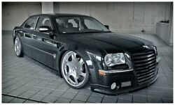 Custom Accessories Chrysler Grille 300c Tuning