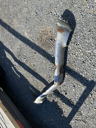 1956 Cadillac Deville Chrome Lower Bumper Assembly Front May Del Convertible