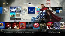Marvel Avengers Thor Theme Ps4 Fast 8 Code Delivery Lot Dlc Playstation +more