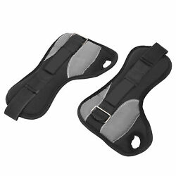 2pc Workout Weightbearing Wrist Gloves With Wrist Support Training Accessory 2kg