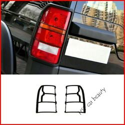 Fit Land Rover Discovery Lr3 Lr4 05-16 Car Rear Trunk Tail Light Cover Protector