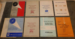 1956 1957 1958 1959 1960 National Ford Dealer Council Report Of Proceedings Book