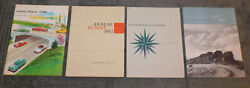 1956 1957 1958 1959 Ford Motor Company Annual Report Dealer And Stockholder Books