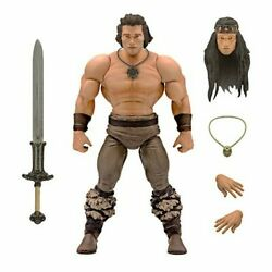 Super7 Conan The Barbarian Ultimates Movie Pose 7-inch Action Figure In Hand