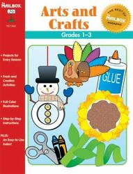The Best Of Mailbox Magazine Arts And Crafts Grades 1-3 By The Mailbox Books S