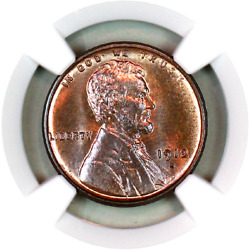 1912-s Ms64 Rb Ngc Lincoln Wheat Penny Superb Registry Quality Collection