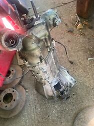 Alfa Romeo Spider Used 5 Speed Transmission With Bell Housing