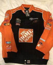 Tony Stewart Replica Drivers Jacket Size 2x By Chase Authentics New In Package