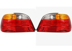 Set Of Left And Right Genuine Tail Brake Lights Lamps For Bmw E38 740i 740il 750il