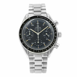 Omega Speedmaster Chronograph Reduced Steel Automatic Mens Watch 3510.50.00
