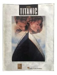 Titanic Sheet Music From The Movie Easy Piano Songbook Mint Condition 0033098