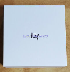 Itzy Official Light Ring + Photocard Set New