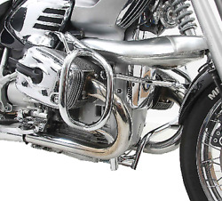 Bmw R850c / R1200c Engine Guard - Chrome By Hepco And Becker 1997-2004