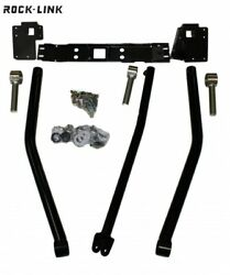 Iron Rock Off Road Jeep Grand Cherokee Wj Rock-link Front Long Arm Upgrade