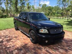 2002 Ford F150 Harley Davidson Supercharged Pickup Truck Ford Lightning Limo