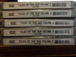 History Channel Presents Tales Of The Gun Dvd 2008 10-disc Set New 27+hrs.