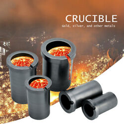 Melting Graphite Crucible High-temperature Gold Silver Metal Smelting Tools D5t1