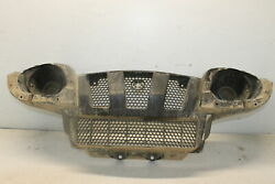 02 Yamaha Grizzly 660 Yfm660 4x4 Front Bumper Cover Grill