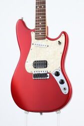 Fender Cyclone Candy Apple Red