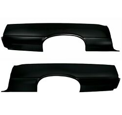 1964 1965 Pontiac Gto Quarter Panel Convertible Right And Left Side Edp Steel